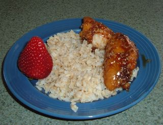 Sweet Sesame Orange Chicken Wings